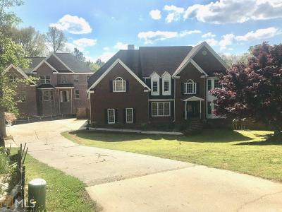 Johns Creek Single Family Home For Sale: 150 Burnham Wood Ln