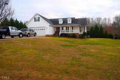 Elbert County, Franklin County, Hart County Single Family Home For Sale: 175 Highland Ridge Dr