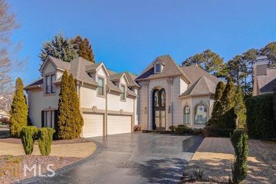 Alpharetta Single Family Home For Sale: 1215 Greatwood Mnr