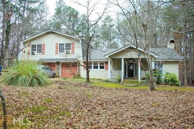 Oxford GA Single Family Home For Sale: $165,000