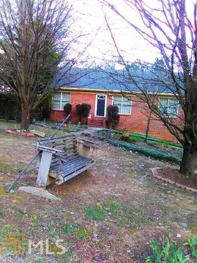 Douglasville Single Family Home New: 960 Walker Place Dr #25
