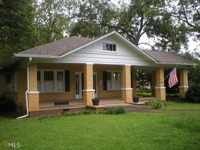 Social Circle GA Single Family Home For Sale: $235,000