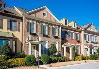 Mableton Condo/Townhouse Under Contract: 6568 Bennington Bluff Ct