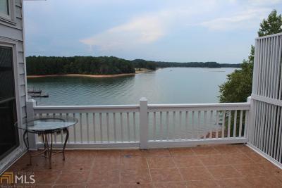 Cumming, Gainesville, Buford, Dawsonville Condo/Townhouse New: 2100 Habersham Marina Rd #A302