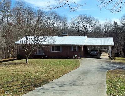 Gainesville Single Family Home New: 3736 Clarks Bridge Rd