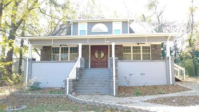 College Park Single Family Home New: 1682 Hawthorne Ave