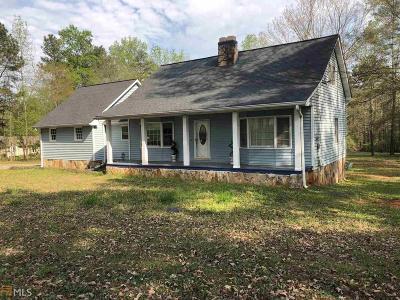 Conyers Single Family Home New: 2776 Ebenezer Rd