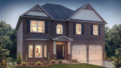 Mcdonough Single Family Home New: 124 Escalade Dr