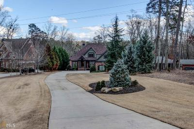 Buford  Single Family Home For Sale: 6029 Shadburn Ferry Rd
