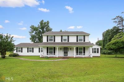 Senoia Single Family Home New: 8399 Highway 16 E