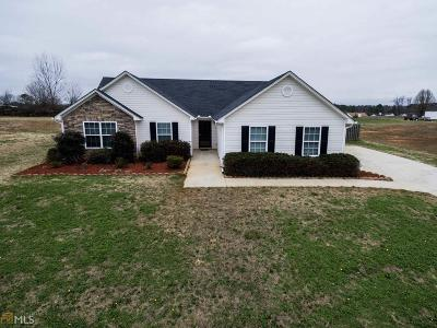 Covington Single Family Home Under Contract: 135 Mills Creek Ln