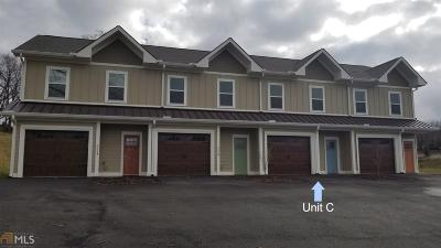 Hiawassee Condo/Townhouse New: 606 Water View Dr #C