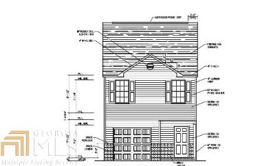 Conyers Single Family Home New: 2074 Belmont Cir #96