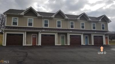 Hiawassee Condo/Townhouse New: 606 Water View Dr #D