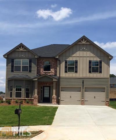 Mcdonough Single Family Home New: 213 Jetta Cir