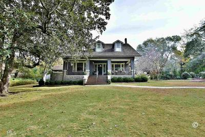 Muscogee County Single Family Home Under Contract: 2110 Oak Ave