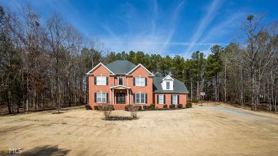 Covington Single Family Home New: 25 Woods Creek