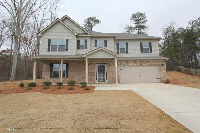 Griffin Single Family Home New: 406 Woodcreek
