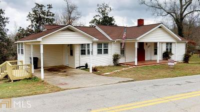 Tallapoosa GA Single Family Home For Sale: $136,000