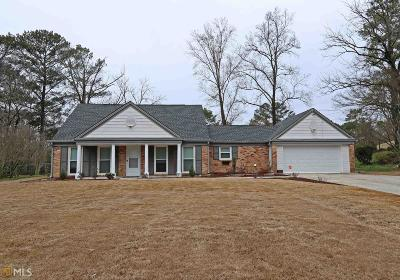 DeKalb County Single Family Home New: 3128 Henderson Mill Rd