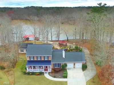 Temple Single Family Home Under Contract: 388 Lakeridge Dr