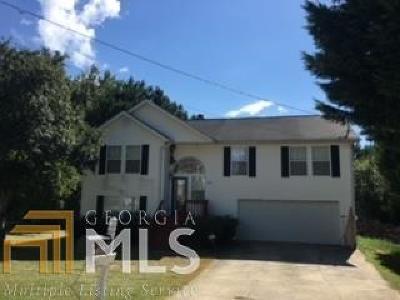 Douglasville Single Family Home For Sale: 7393 Elm Ridge Ct