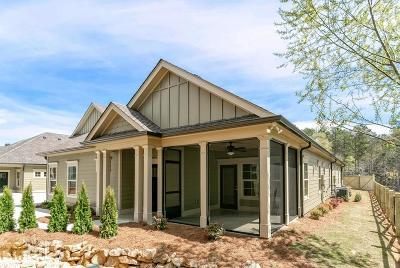 Acworth Condo/Townhouse For Sale: 74 Cedarcrest Village Ln
