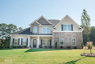 Newnan Single Family Home New: Kindelwood Dr #Lot 6