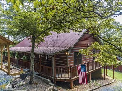 Blue Ridge Single Family Home For Sale: 30 Holloway Cir
