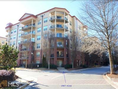 Atlanta Condo/Townhouse New: 200 River Vista Dr #210
