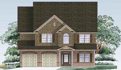 DeKalb County Single Family Home New: 3875 Hilson Hvn #16
