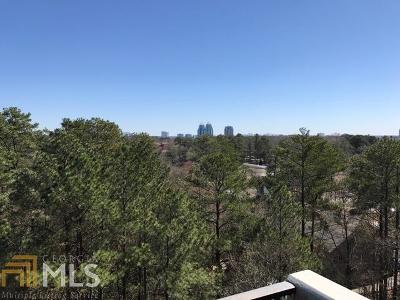 Sandy Springs Condo/Townhouse For Sale: 300 Johnson Ferry Rd