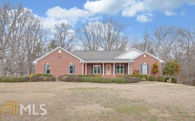 Elbert County, Franklin County, Hart County Single Family Home For Sale: 1531 Lou Gurley Rd