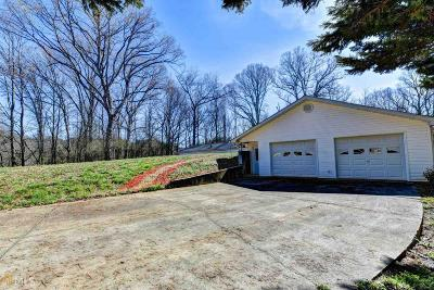 Dawsonville Single Family Home New: 741 Tanner Hall Rd