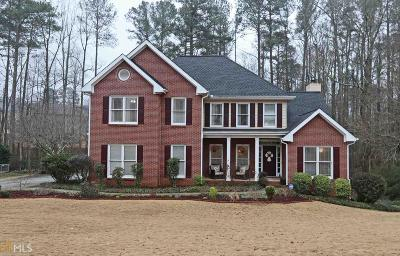 Lilburn Single Family Home New: 1021 Cedar Bluff Trl