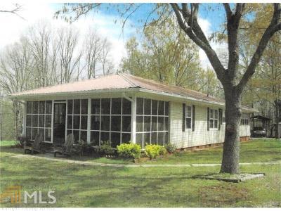 Dahlonega Single Family Home New: 99 Colony Dr
