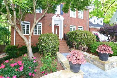 Marietta GA Single Family Home New: $575,000