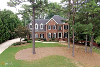 Marietta Single Family Home New: 720 Parkside Trl