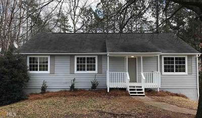Decatur Single Family Home New: 4201 Southvale Dr