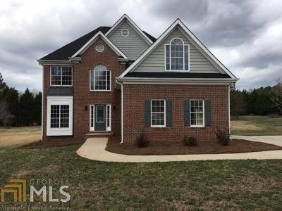 Loganville Single Family Home New: 3135 Castlewood