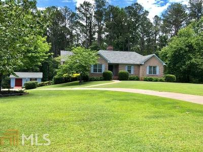 Fairburn Single Family Home New: 6450 Cedar Grove Rd