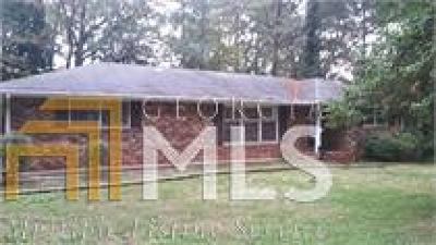 DeKalb County Single Family Home New: 583 Rays