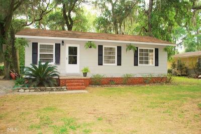 Camden County Single Family Home New: 127 Borrell Blvd