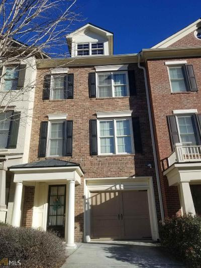 Mableton Condo/Townhouse New: 6341 Queens Court Trce