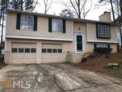Roswell Rental For Rent: 425 Hembree Forest Cir