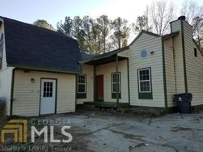 Jonesboro Single Family Home New: 9745 Dixon Industrial Blvd