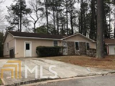 Lithonia Single Family Home New: 2210 Cherokee Valley Trl