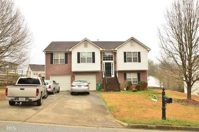 Lithonia Single Family Home New: 8504 Browns Mill Trce