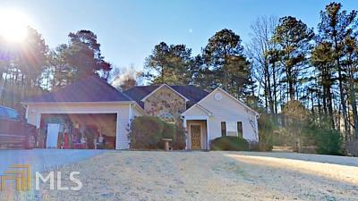 Loganville Single Family Home New: 1085 Poplar