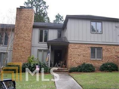 Statesboro Condo/Townhouse For Sale: 263 Westbrooke Dr